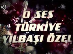 O Ses Türkiye 2016 Yılbaşı Özel Ünlü Yarışmacıları, Şarkılar, Takımlar, Kim Kazandı?