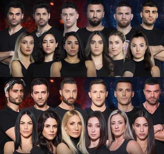Survivor 2019: Türkiye-Yunanistan Yarışmacıları